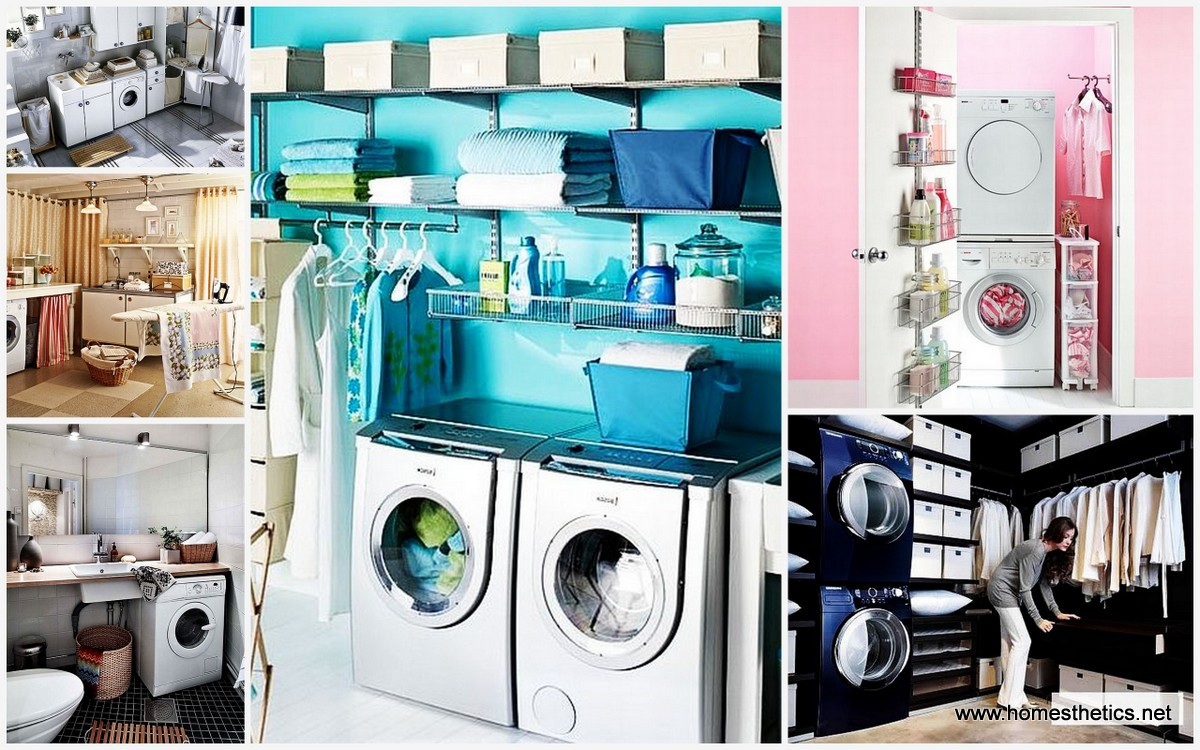 Stylish U0026 Cool Laundry Room Design Ideas For Your Household