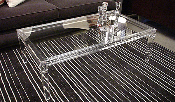 Milano Fine Leg Coffee Table