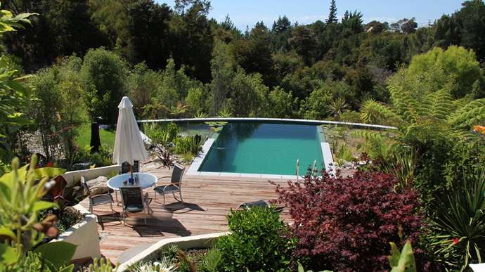 Natural Swimming Pools by Biotop-The New Eco Trend