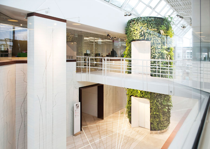 extraordinary PlantWalls-–-Greenery-Without-Losing-Floor-Space-Materiallized-by-Green-Fortune