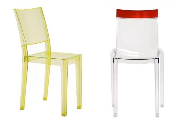 Polycarbonate Chairs By Philippe Starck2 Homestehtics