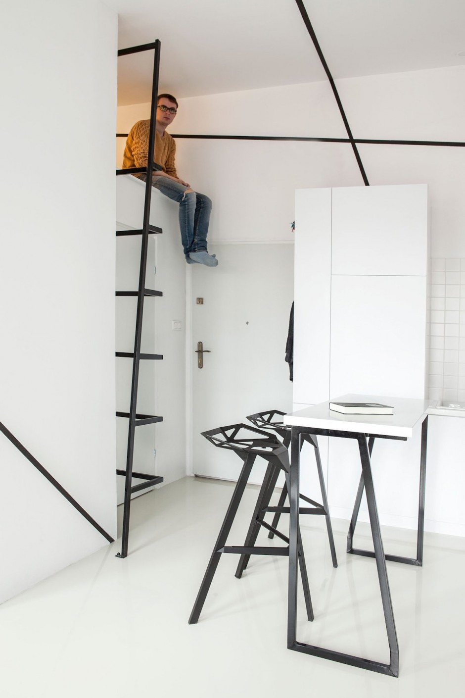 Hidden Secret Storage On A Budget For Small Apartments