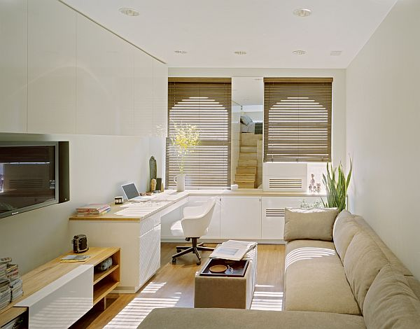 living room Small-Tiny-apartment-Office Renovation-East-Village by JPDA  (1)