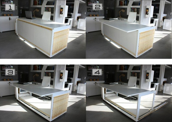 Work-Desk-Convertible-to-Bed-Meant-to-Improve-Small-Spaces