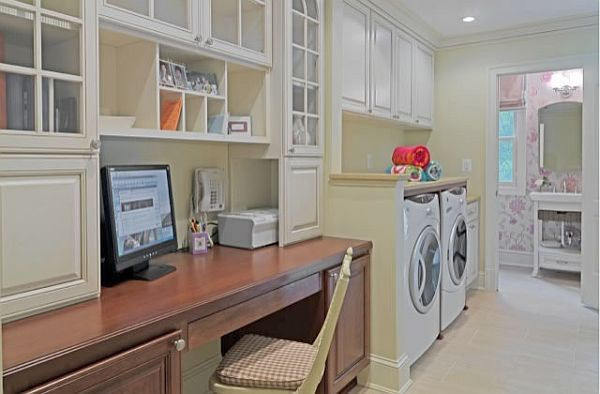 Stylish Laundry Room Design Ideas Homesthetics
