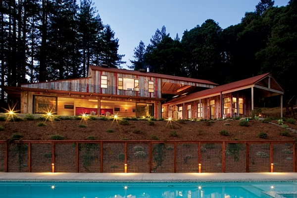 Modern Luxurious Summer Camp With Stunning Pool