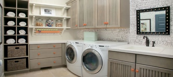 Stylish & Cool Laundry Room Design Ideas For Your Household ...