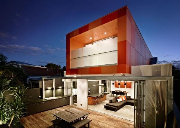 South Yarra house by LSA in Australia