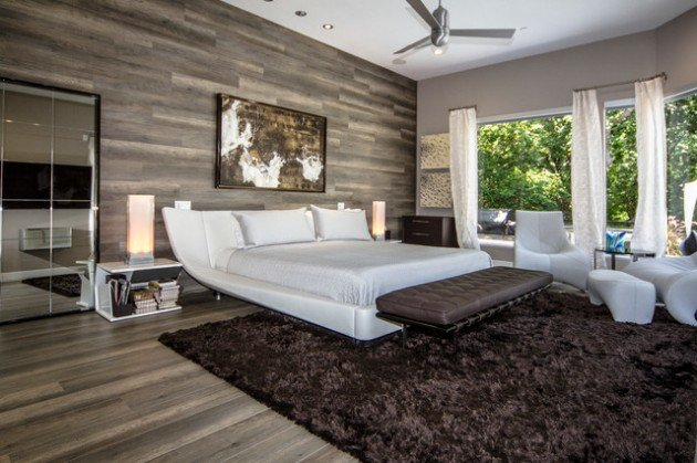 15 eye candy modern bedroom designs for your dream home for Modern day bedroom designs