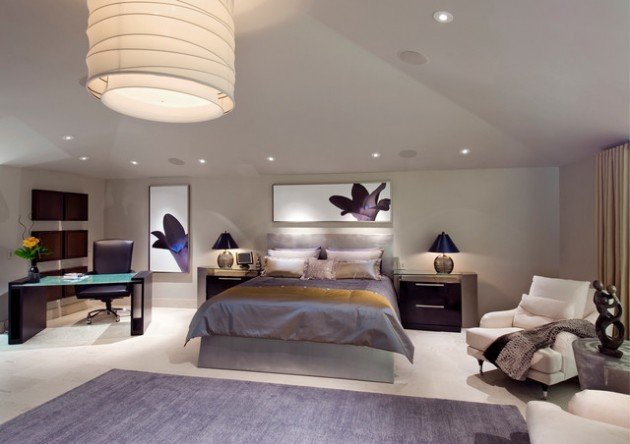 15 Eye-Candy Modern Bedroom Designs For Your Dream Home homesthetics (3)