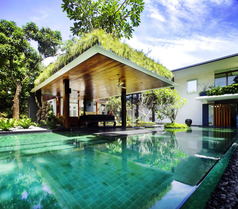 swimming pool design by guz architects in singapore