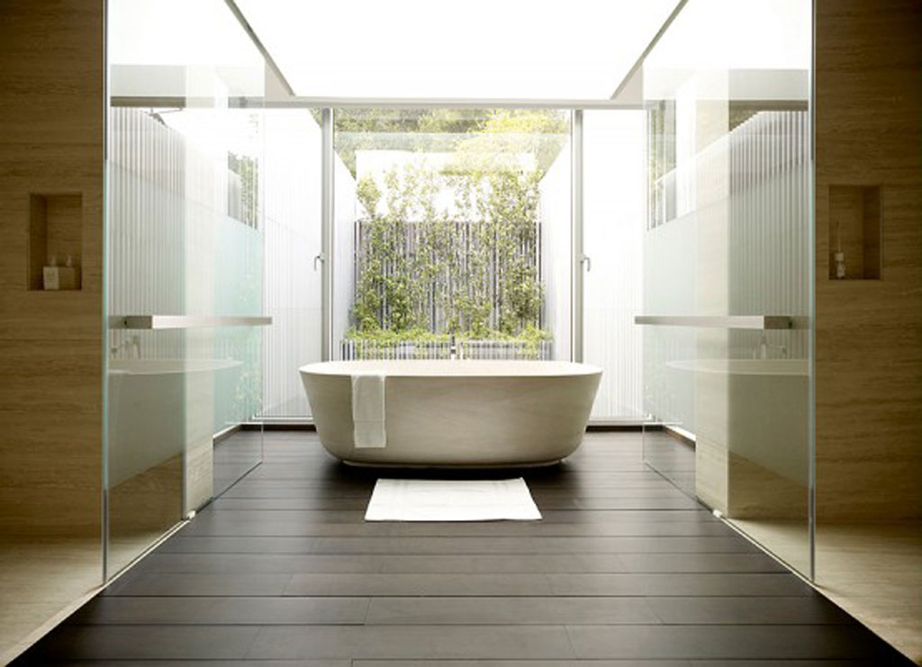 Bathroom design simplified enhancing every day life for Bathroom interior design photo gallery