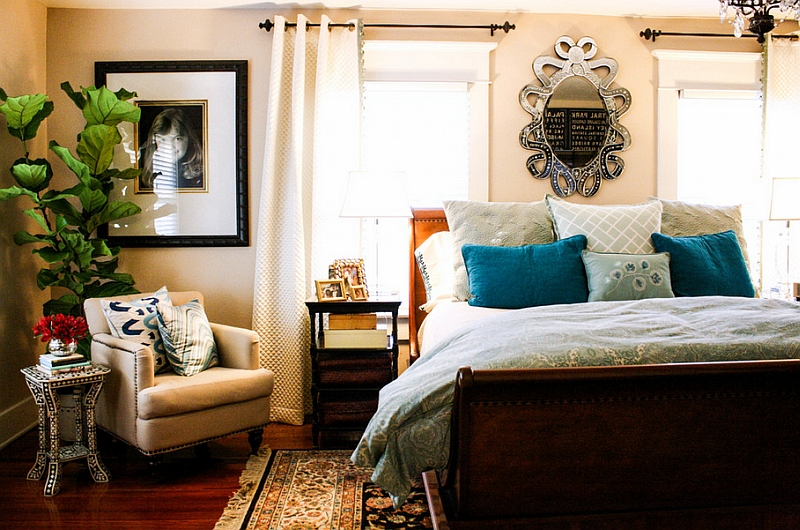 12 Creative & Inspiring Ways To Put Your Bedroom Corner Space To ...