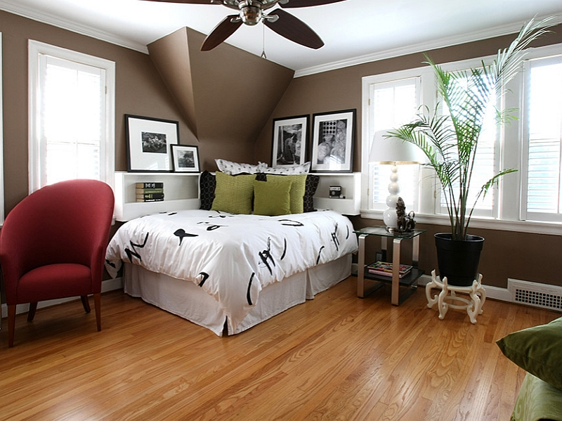 12 Creative Inspiring Ways To Put Your Bedroom Corner Space To