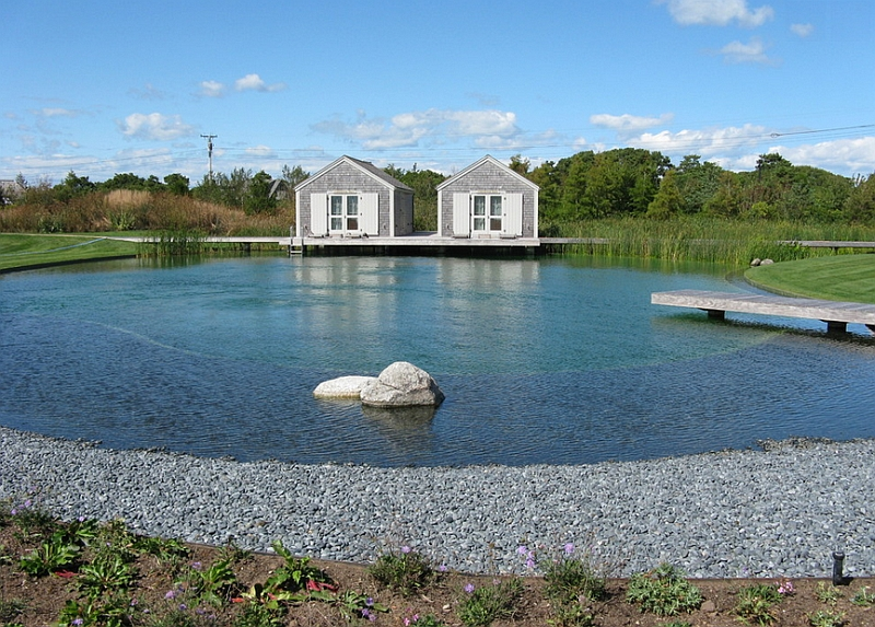 Biotop Natural Swimming Pool Creating A Sustainable Landscape