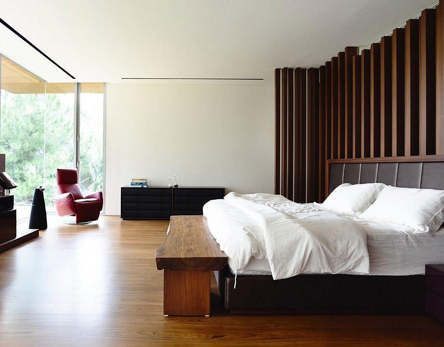 bedroom interior design empowered by simplicity