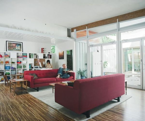 Cordel Shipping Container Home With Impeccable Interior Design