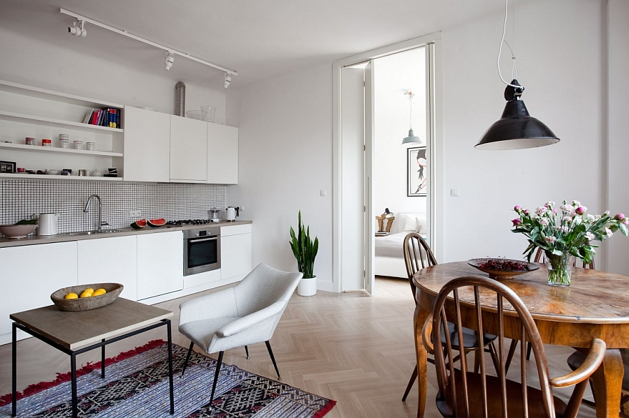 Open Floor Plan Small Apartment Using Space Creatively And Efficient Homesthetics Inspiring Ideas For Your Home