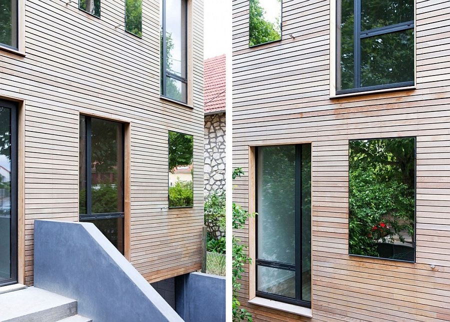 Doubled Glazed and Argon Windows Are Giving the Home Energy Efficiency