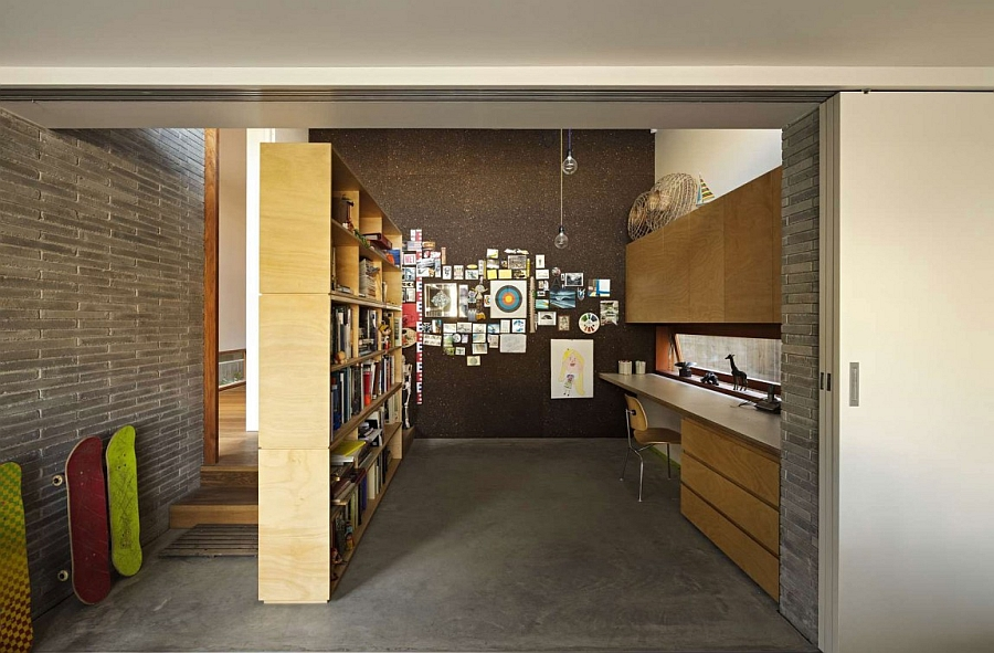Ergonomic and Functional Home Office in Sidney with Ample Storage