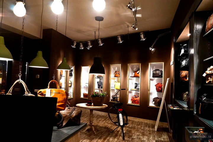 Menhard Store by Glamshops Exuding Elegance and Style in Sibiu – Romania