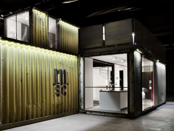 interior of shipping container homes 25 shipping container homes amp structures designed with an 24503
