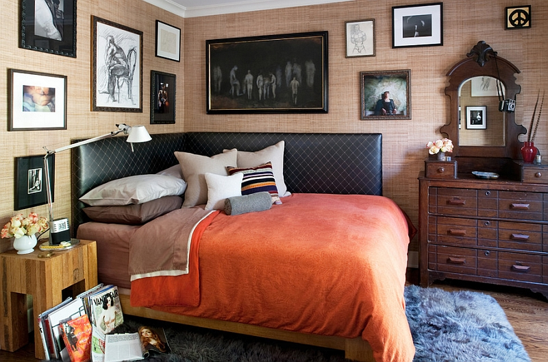 Square Corner Beds With Dual Headboards Are Coming Back Into Fashion