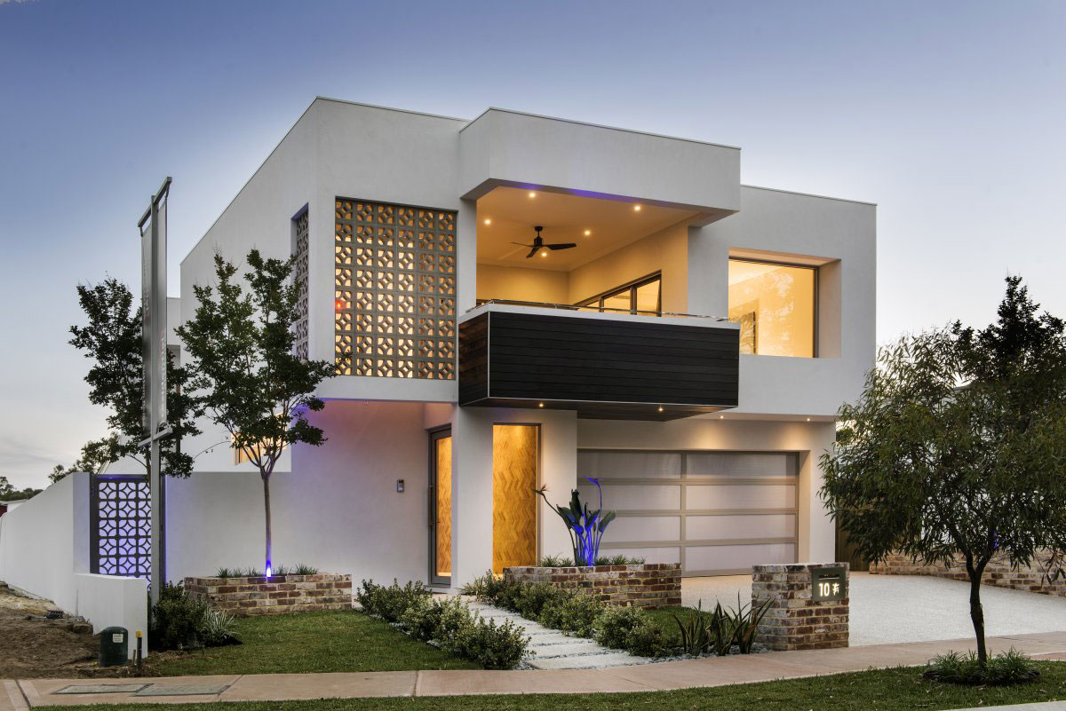 The Empire Modern Residence In Australia By Residential Attitudes