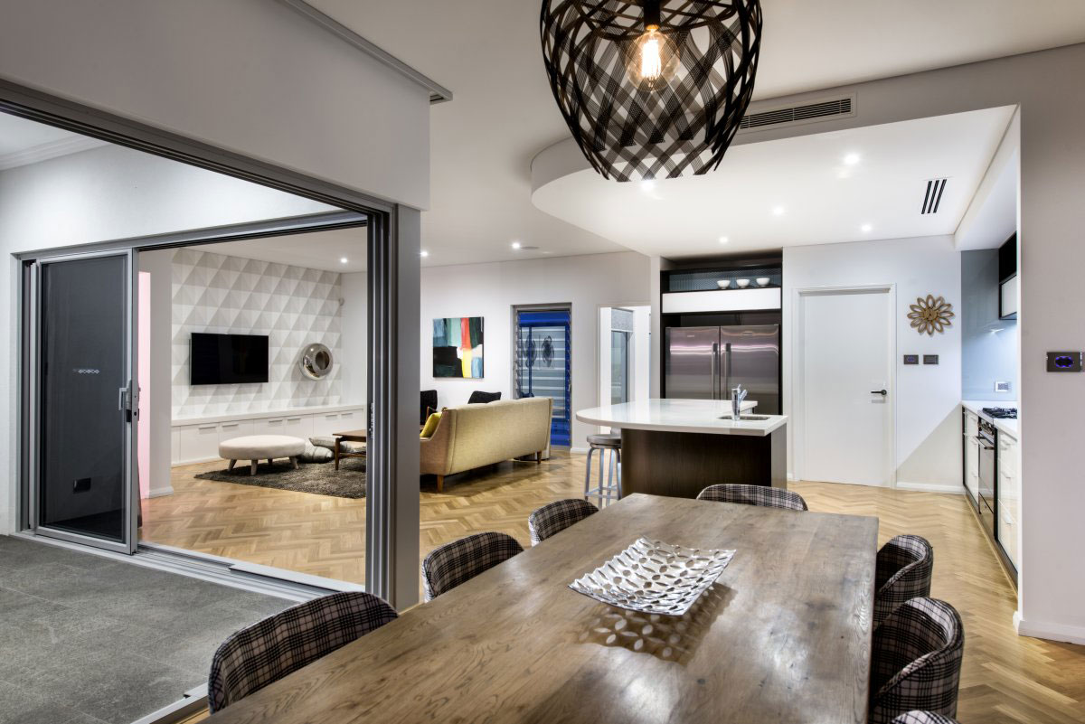 The Empire Residence in Australia by Residential Attitudes