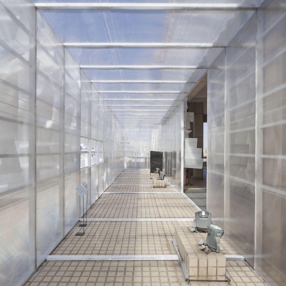 Unique Urban Insertion The Cloud Room In Beijing By One Design