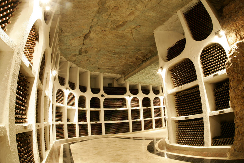 cricova Cast a Glance at the Most Extraordinary Wine Cellars in the Wine World