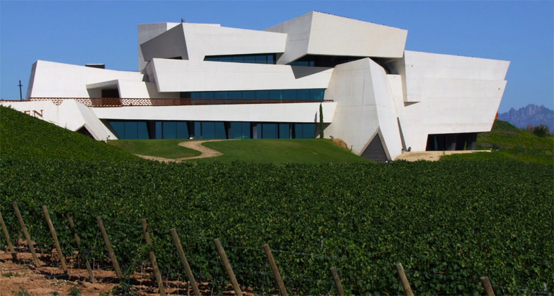 darien Cast a Glance at the Most Extraordinary Wine Cellars in the Wine World