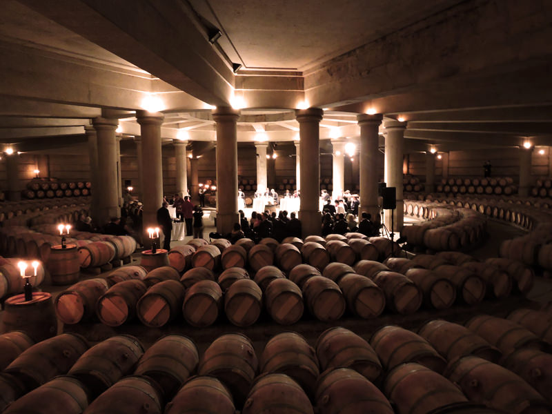 lafite Cast a Glance at the Most Extraordinary Wine Cellars in the Wine World