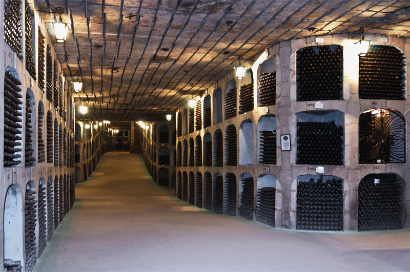 largest-cellar Cast a Glance at the Most Extraordinary Wine Cellars in the Wine World