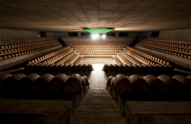 piano Cast a Glance at the Most Extraordinary Wine Cellars in the Wine World