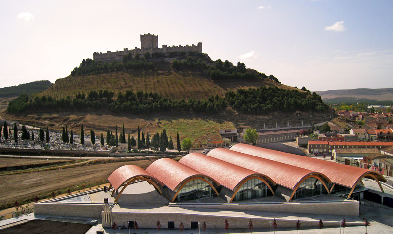protos Cast a Glance at the Most Extraordinary Wine Cellars in the Wine World