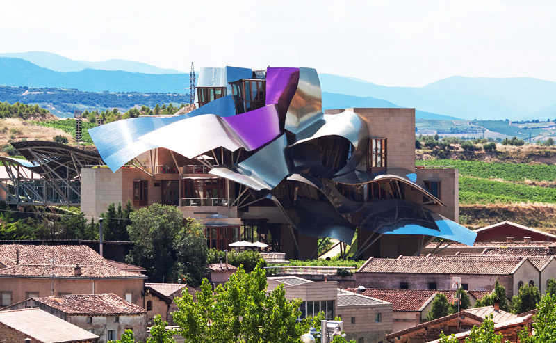 riscal-spain Cast a Glance at the Most Extraordinary Wine Cellars in the Wine World