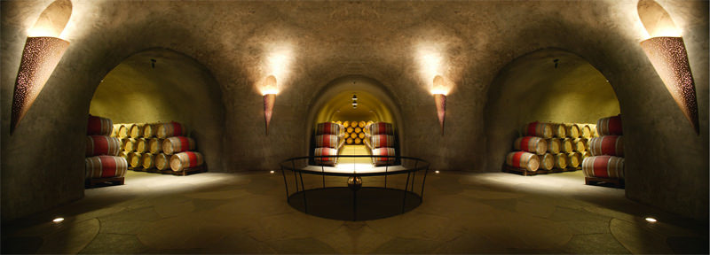 stags-leap-cave Cast a Glance at the Most Extraordinary Wine Cellars in the Wine World