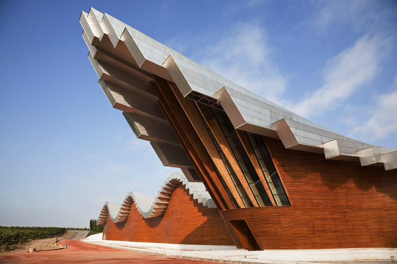 ysios-spain Cast a Glance at the Most Extraordinary Wine Cellars in the Wine World