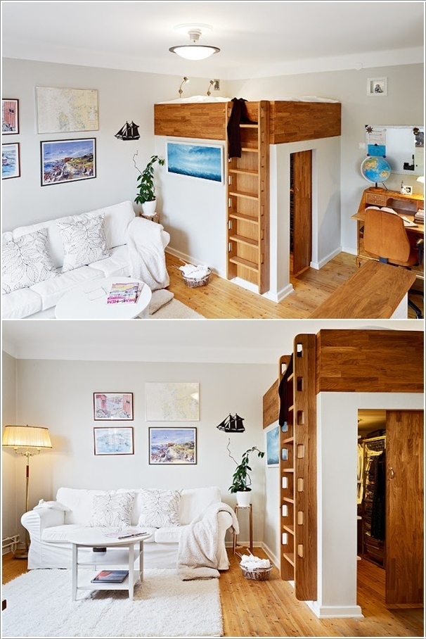Charmant Walk In Closet Is Your Dream Even In A Small Space Then Loft Your