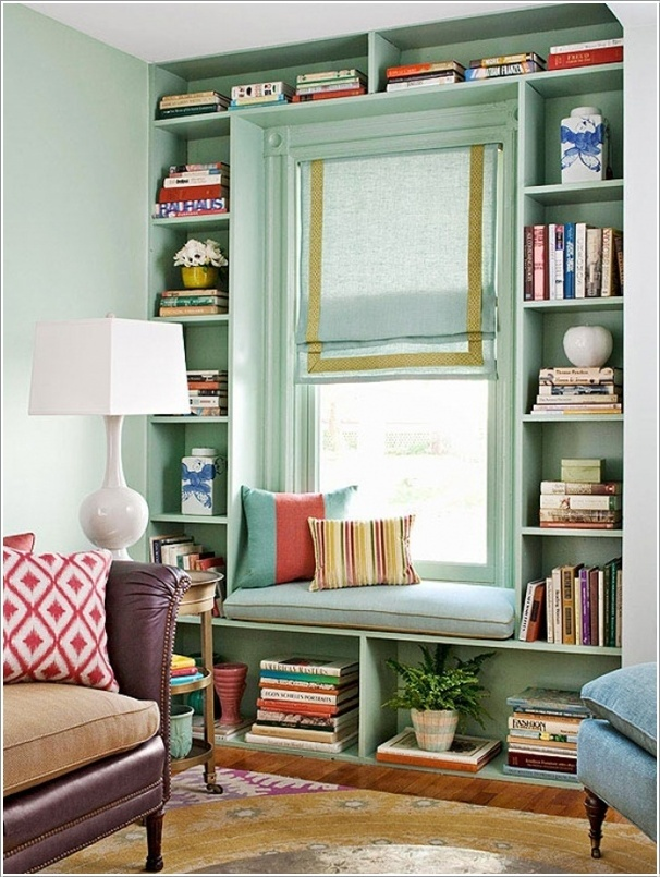 Claim And Emphasize The Space Around Your Window