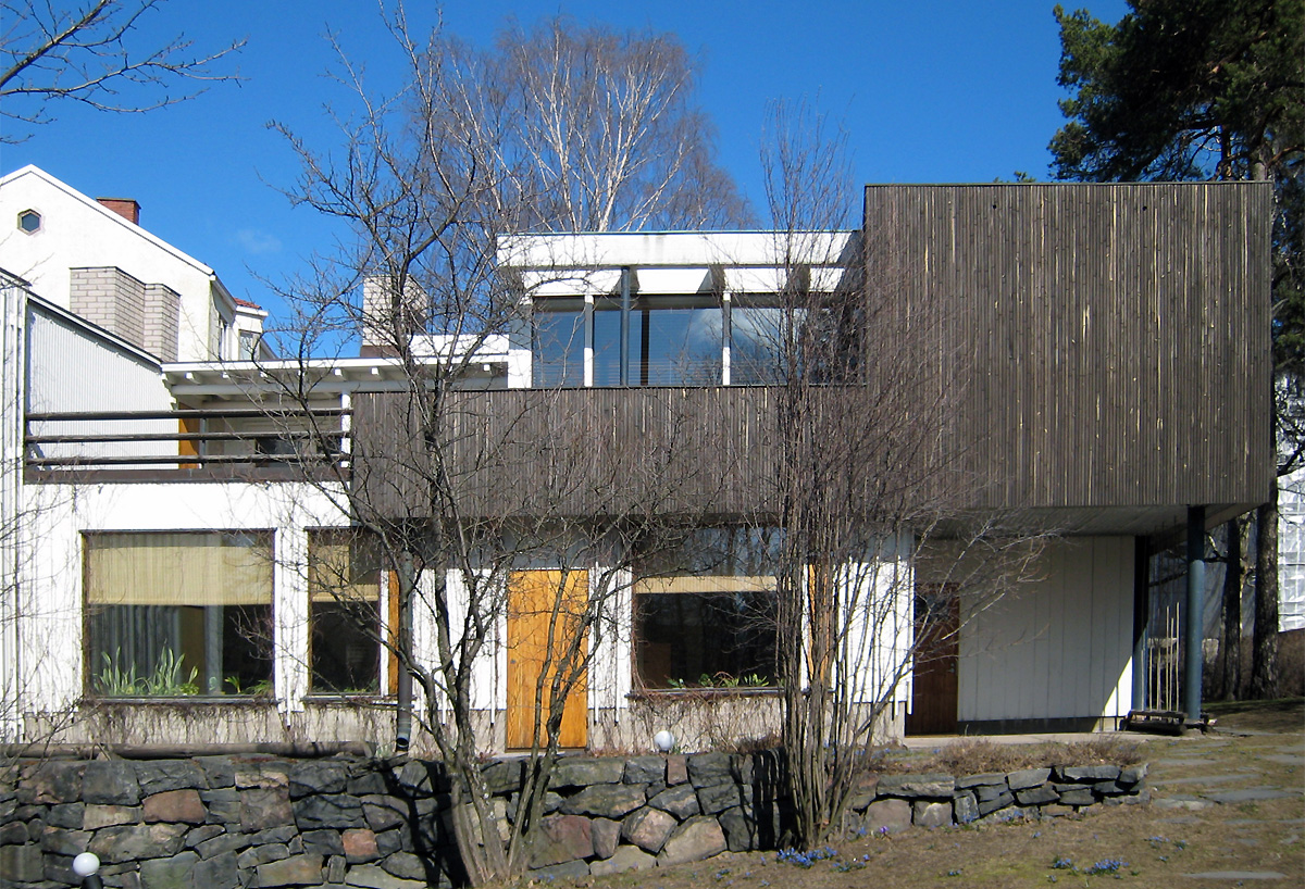 100 architects 39 houses series 1 alvar aalto and his for Alto design architects