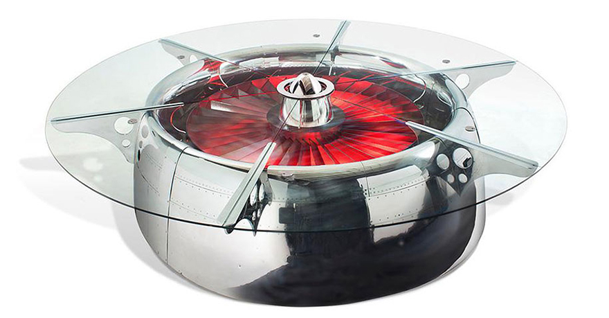 Turbo Jet Table