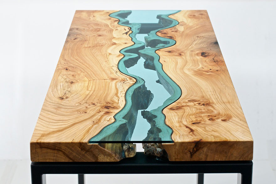 River Bank Table