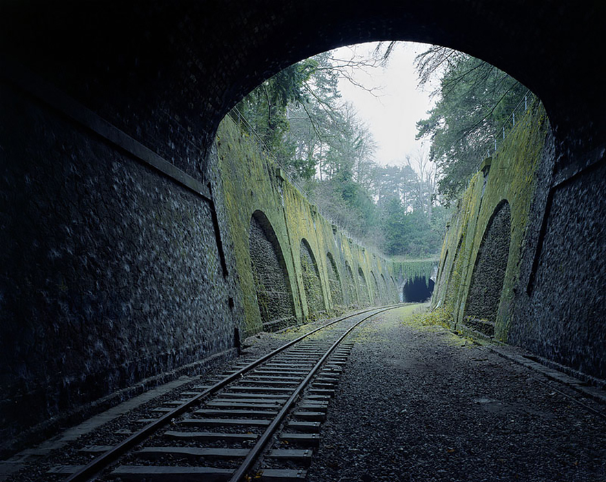 After 160 years , the abandoned Paris Railways