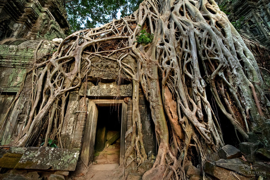 Angkor former seat of the Khmer Empire, Cambodia