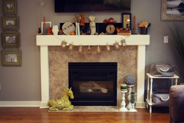DIY Autumn Interior Decor- Warm up Your Home and Prepare for Fall