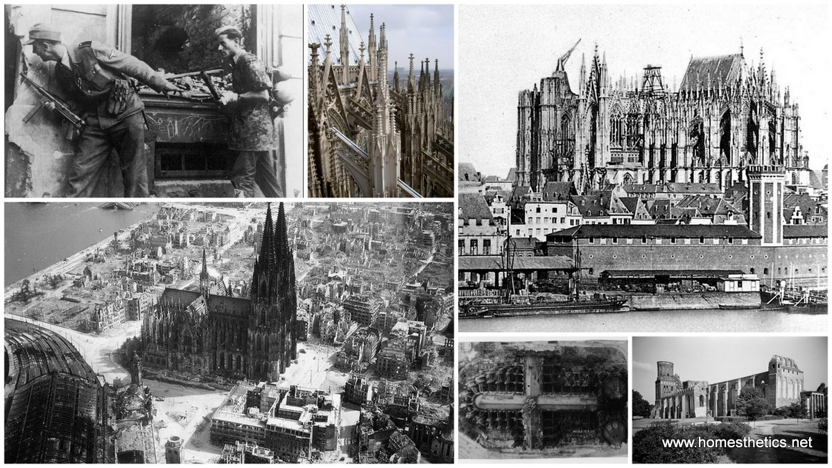 5 Buildings Destroyed During WW2 Now Rebuilt From Ashes