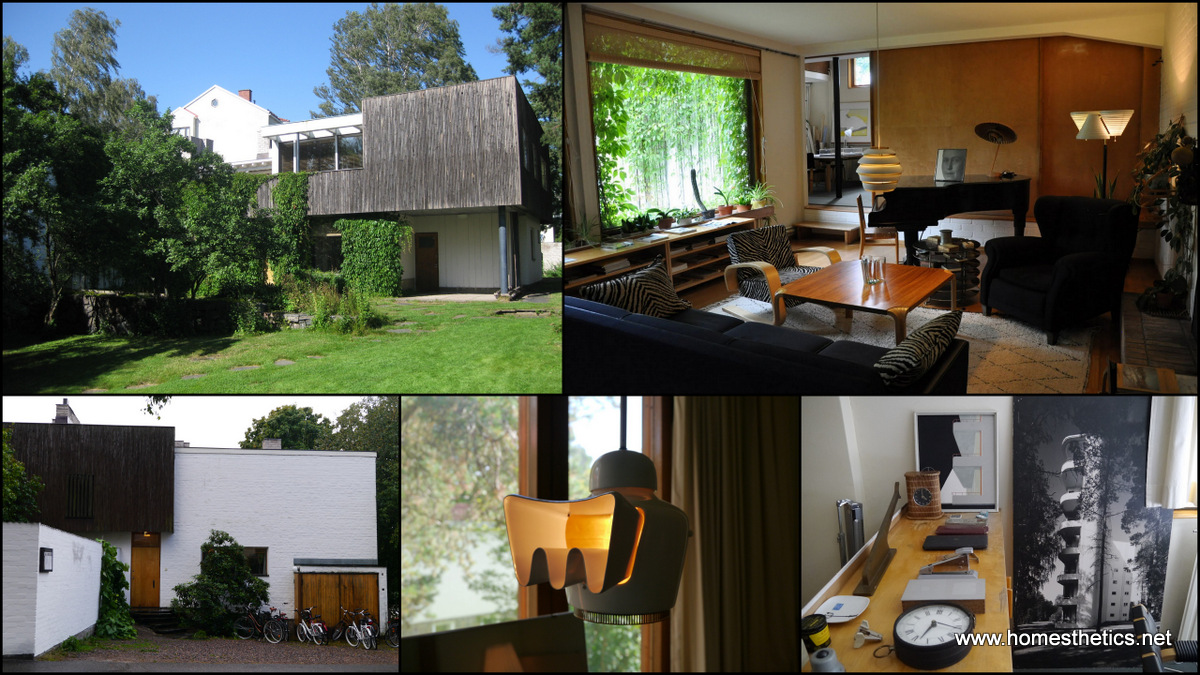 100 architects houses series 1 alvar aalto and his