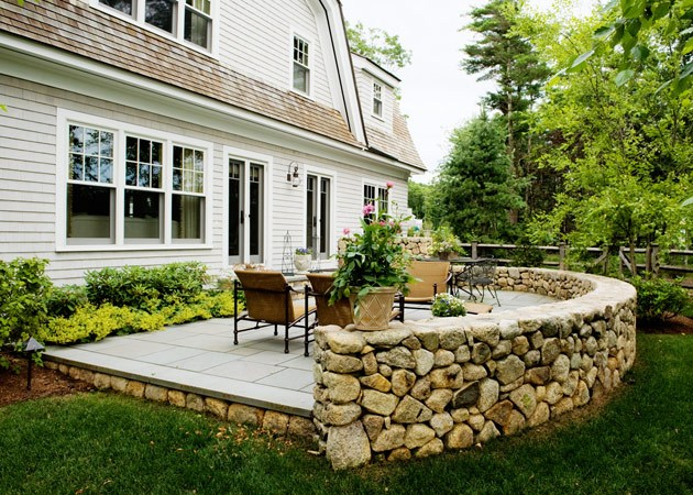 Elegant Backyard Landscaping Ideas Patio Design Ideas Homesthetics
